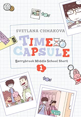 Time Capsule (Berrybrook Middle School Shorts #1)
