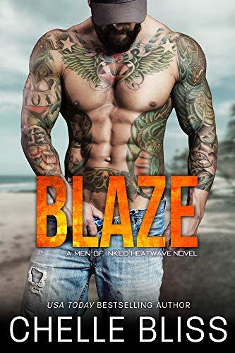 Chelle Bliss - Men of Inked Heatwave 4 - Blaze