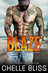 Blaze (Men of Inked: Heatwave #4)