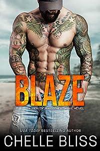 Blaze (Men of Inked: Heatwave #4)