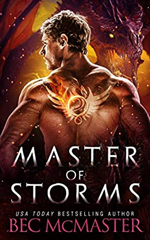 Master of Storms (Legends of the Storm, #5)