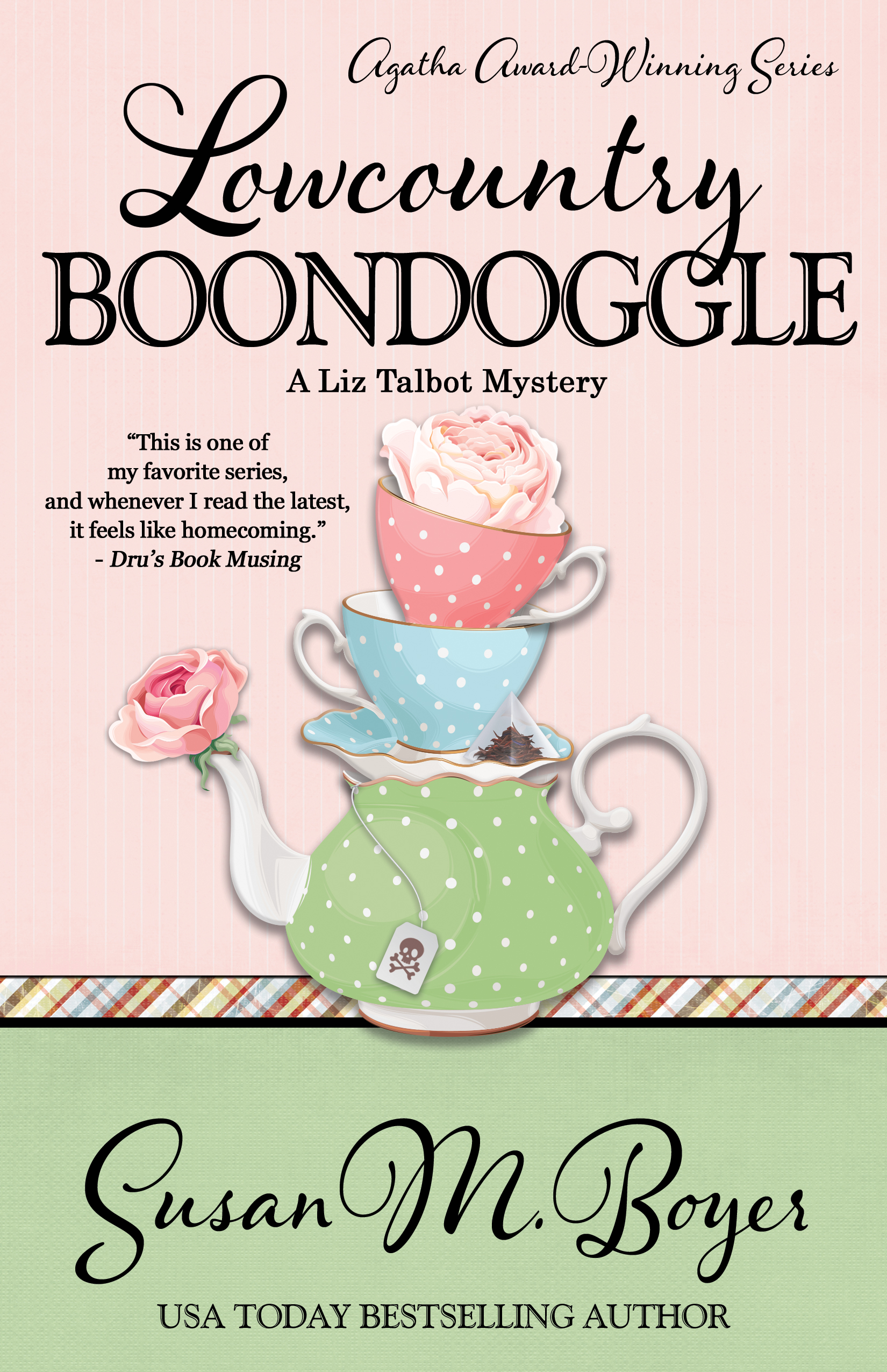 Lowcountry Boondoggle by Susan M. Boyer