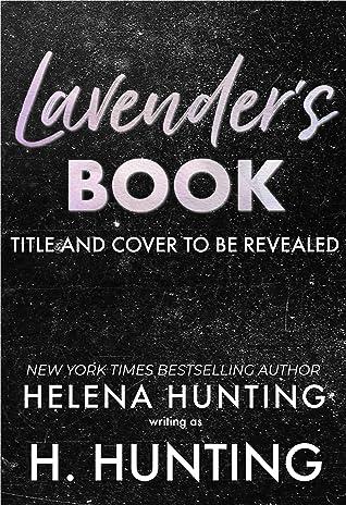 Lavenders BookbyH Hunting