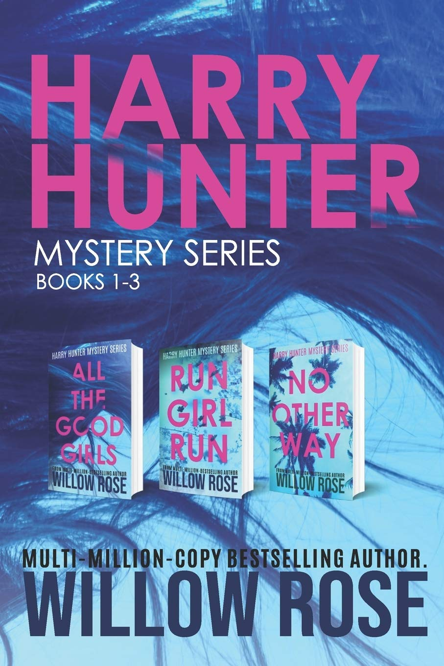 Harry Hunter Mystery Series  Bo - Willow Rose (1)