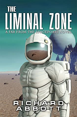 book cover for the Liminal Zone
