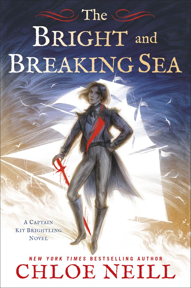 Book Review: The Bright and Breaking Sea by Chloe Neill