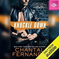 Knuckle Down (The Cursed Ravens MC, #2)