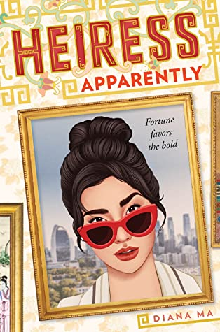Heiress Apparently (Daughters of the Dynasty, #1)