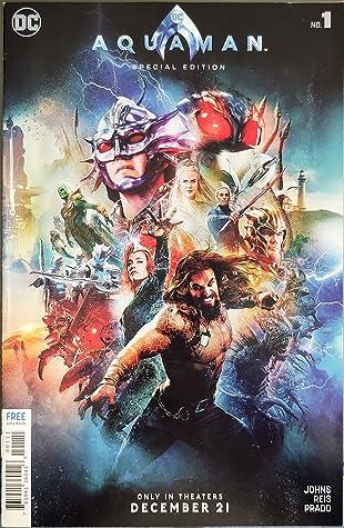 Aquaman 1 Special Edition