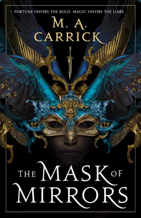 The Mask of Mirrors (Rook & Rose, #1)