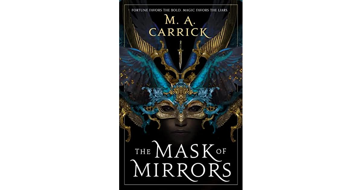 Crystal's review of The Mask of Mirrors (Rook & Rose, #1)