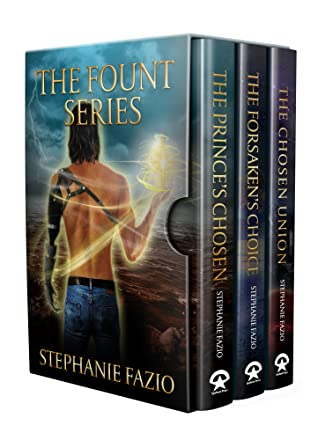 The Fount 3-Book Box Set: The Complete Series