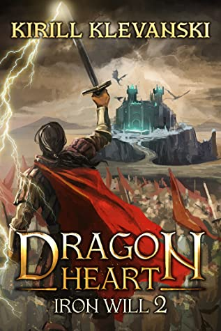 Iron Will (Dragon Heart, #2)