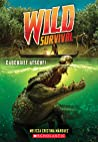 Crocodile Rescue! (Wild Survival #1) (Library Edition)