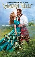 The Highlander's English Bride (Clan Kendrick, #3)