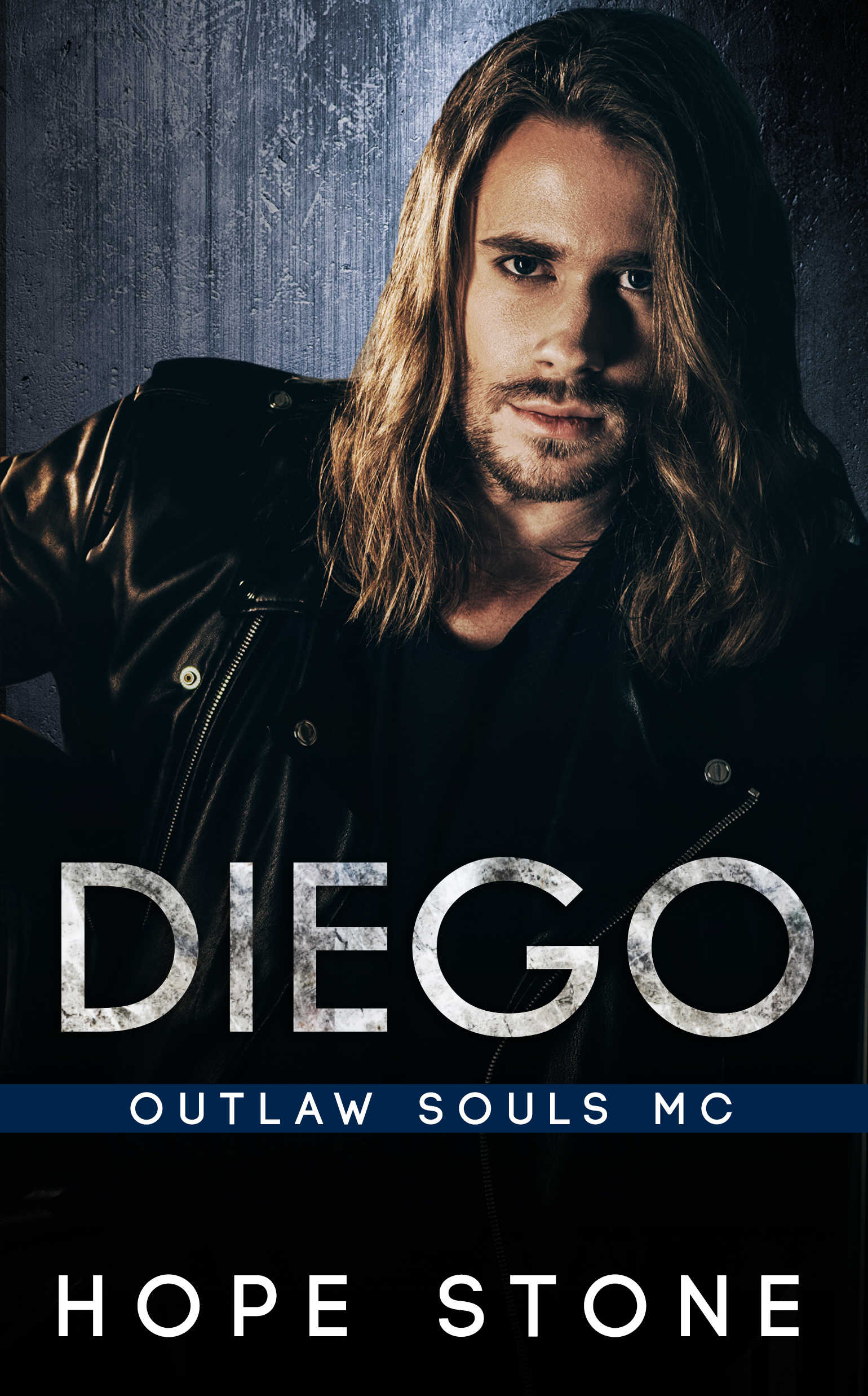 Diego (Outlaw Souls #5) by Hope Stone