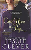 Once Upon a Page (Shadowing London Series)