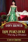 Lady Pear's Duke (12 Days of Christmas, #1)