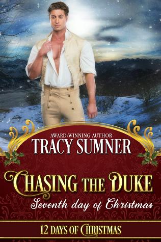 Chasing the Duke (12 Days of Christmas, #7)
