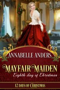 Mayfair Maiden (12 Days of Christmas, #8)