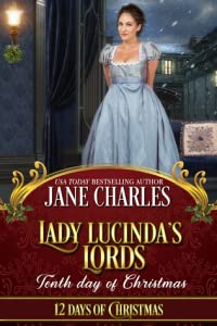 Lady Lucinda's Lords (12 Days of Christmas, #10)