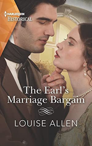 The Earl's Marriage Bargain: A Regency Historical Romance