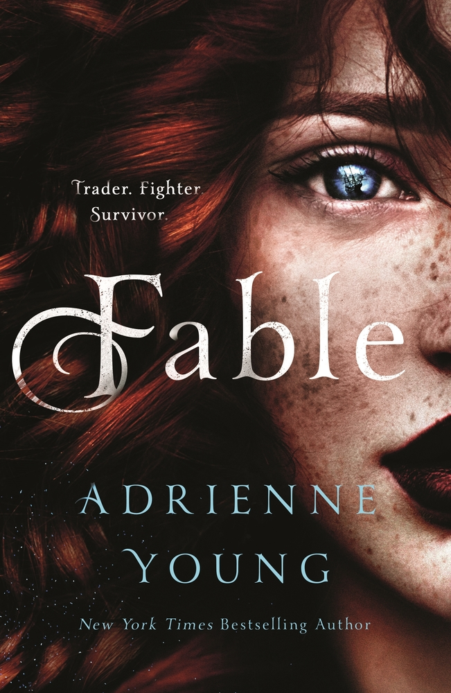Book cover for Fable by Adrienne Young