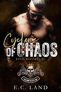 Cyclone of Chaos (Royal Bastards MC: Elizabeth City, #1)