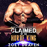 Claimed by the Horde King (Horde Kings of Dakkar, #2)