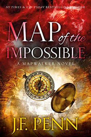 Map of the Impossible (Mapwalker, #3)