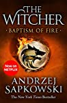 Book cover for Baptism of Fire (The Witcher, #5)