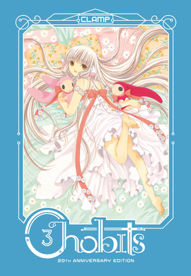 Chobits 20th Anniversary Edition, Vol. 3