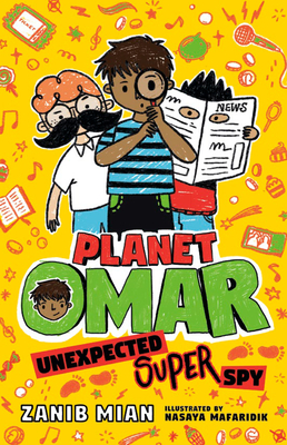 Planet Omar: Unexpected Super Spy