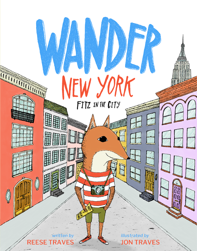 Wander New York by Reese Traves