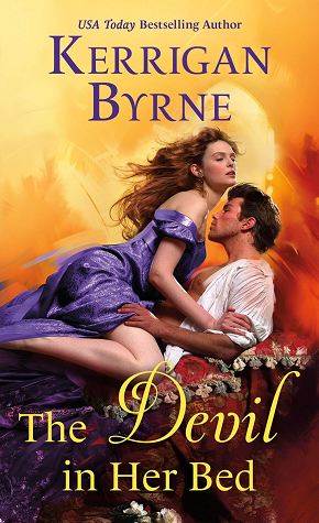 Amitié - Tome 3 : The Devil in Her Bed de Kerrigan Byrne 43438825
