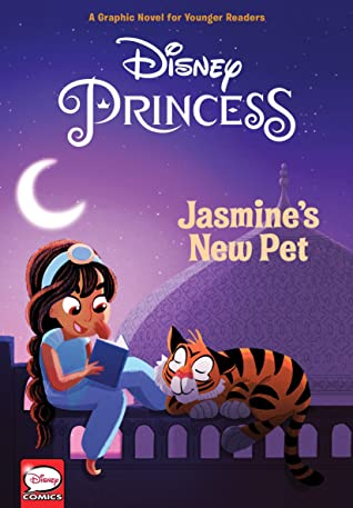 Disney Princess: Jasmine's New Pet (Younger Readers Graphic Novel)