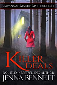 Killer Deals: Savannah Martin Mysteries 1 & 2