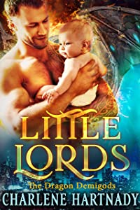 Little Lords (The Dragon Demigods, #3)