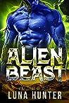 Alien Beast: A Sci-Fi Alien Romance (Warlords of Aegir Book 2)