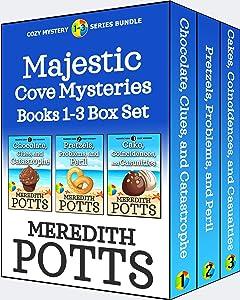 Majestic Cove Mysteries Books 1-3 Box Set