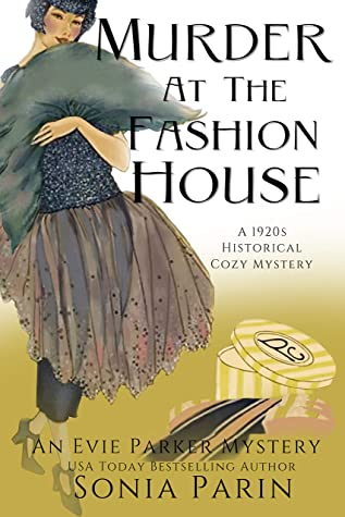 Murder at the Fashion House: A 1920s Historical Cozy Mystery