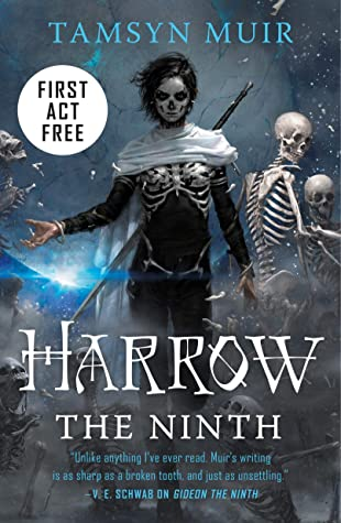 Harrow the Ninth: Act One: Free Ebook Preview