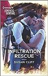 Infiltration Rescue (Harlequin Romantic Suspense Book 2090)