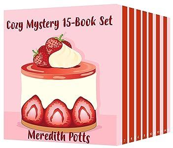 Cozy Mystery Fifteen-Book Set