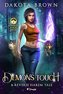 Demon's Touch (Mountain Magic, #2)