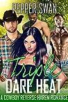 Triple Dare Heat (Cowboy Heat, #3)