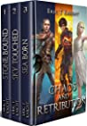 Chaos and Retribution: Books 1-3 of the Epic Fantasy Series: (Stone Bound, Sky Touched, Sea Born)