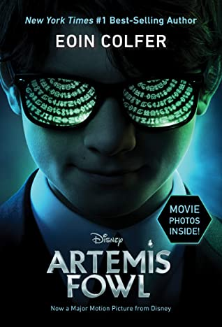 TBR: Artemis Fowl