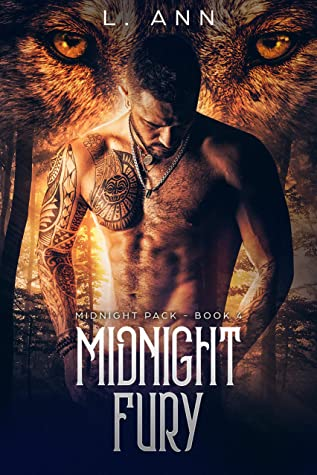 Midnight Fury: (Midnight Pack, #4)