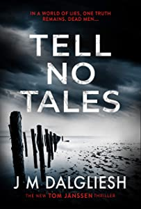 Tell No Tales (Hidden Norfolk #4)
